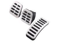 VW Lupo Polo Gti Stainless Pedal Covers