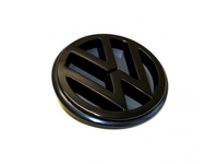 Mk2f Polo Rear Black VW Badge