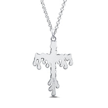 The Nar Small Cross Pendant (w/ Chain)
