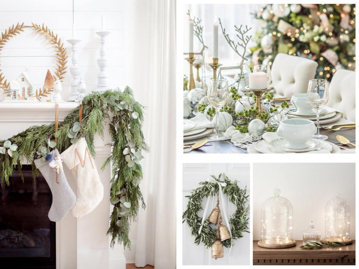 Christmas decorations - Winter inspiration by Buba Interior - From Poland With Love