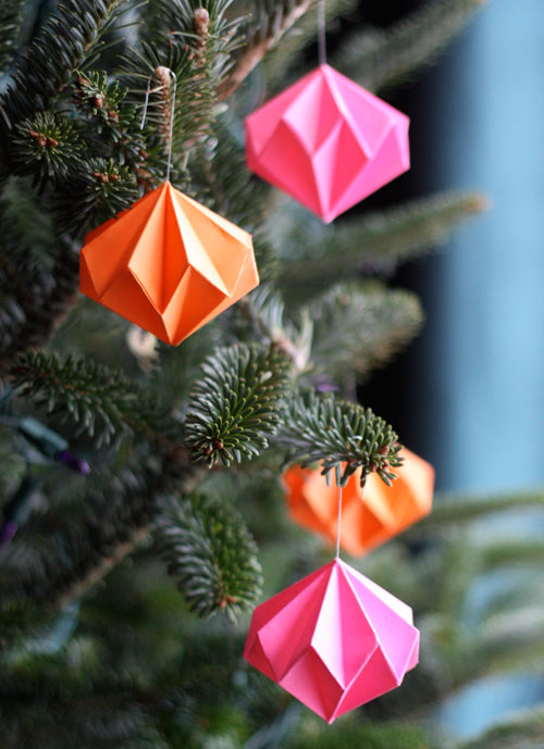 Handmade Christmas decorations from Studio Kreatura - From Poland With Love