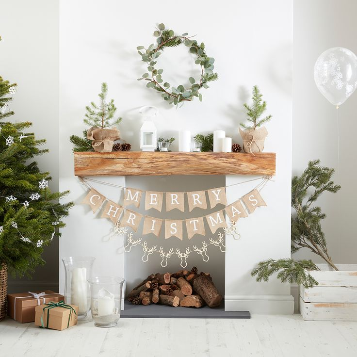 Natural Christmas decorations inspiration by Czajka Wnętrza - From Poland With Love