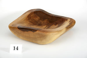 Walnut bowl no. 14