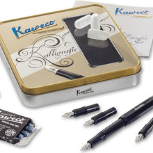 Load image into Gallery viewer, Kaweco Calligraphy Set - Black | Paper & Cards Studio