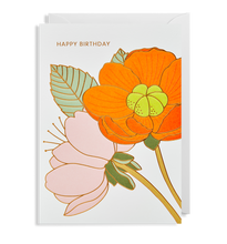 Load image into Gallery viewer, Happy Birthday Card | Paper & Cards Studio
