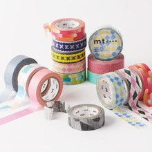 Load image into Gallery viewer, mt Deco Series Masking Tape | Paper & Cards Studio