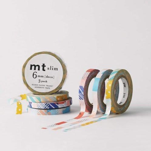 mt Slim Deco | Paper & Cards Studio