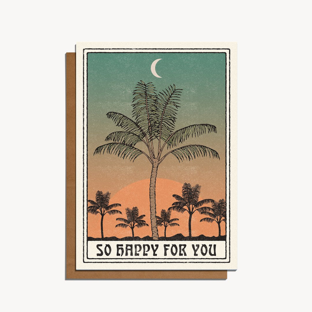 So Happy For You | Paper & Cards Studio