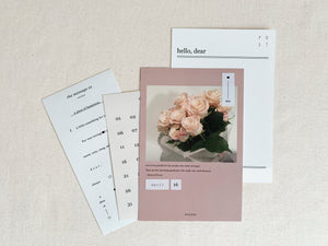 Date Stickers | Paper & Cards Studio