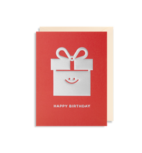 Load image into Gallery viewer, Happy Birthday Mini Card | Paper & Cards Studio