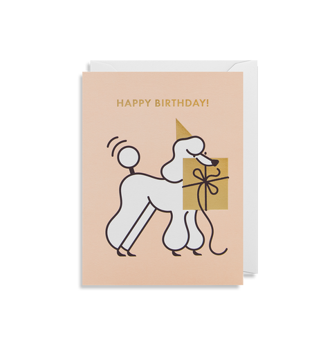 Happy Birthday Mini Card | Paper & Cards Studio
