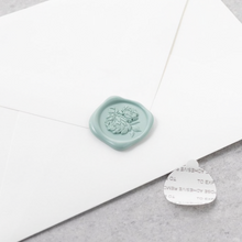 Load image into Gallery viewer, Vintage Peonies Wax Seals | Paper & Cards Studio