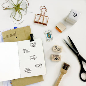 Don't Forget Stamp | Paper & Cards Studio