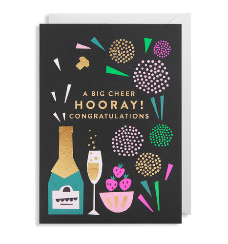 Hooray Card | Paper & Cards Studio
