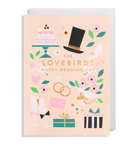 Happy Wedding Card | Paper & Cards Studio