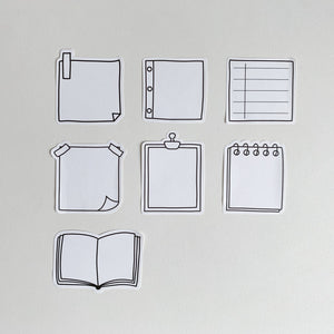 Drawing Stickers | Paper & Cards Studio