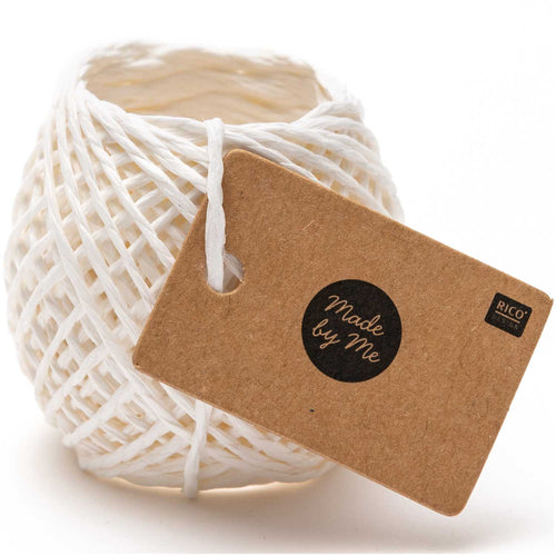 Small White Paper String