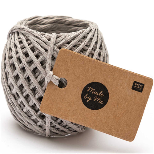 Small Grey Paper String | Paper & Cards Studio