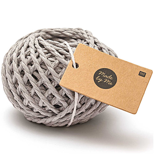 Big Grey Paper String | Paper & Cards Studio