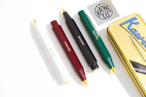 Kaweco Classic Sport Mechanical Pencil - White | Paper & Cards Studio