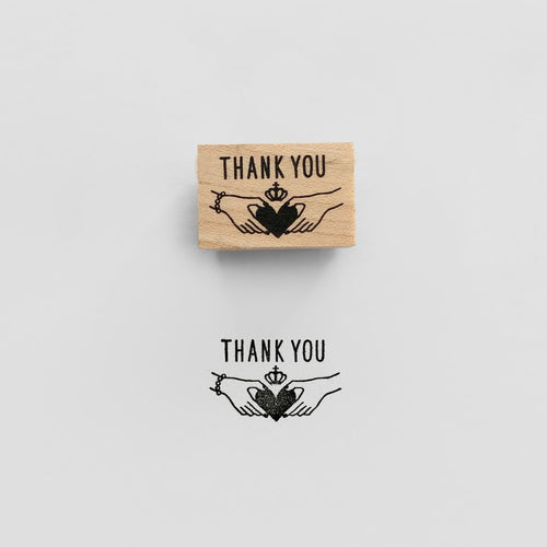 Thank You Stamp | Paper & Cards Studio