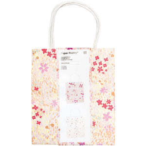 Pink Crafted Paper Bag | Paper & Cards Studio