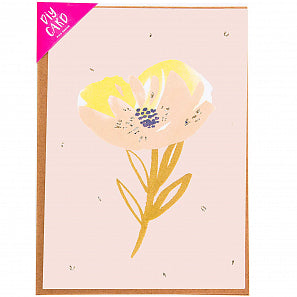 Pink Crafted DIY Card | Paper & Cards Studio