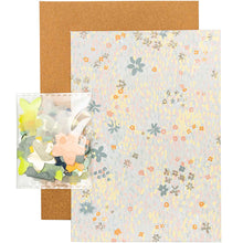 Load image into Gallery viewer, Flower Meadow DIY Card | Paper & Cards Studio