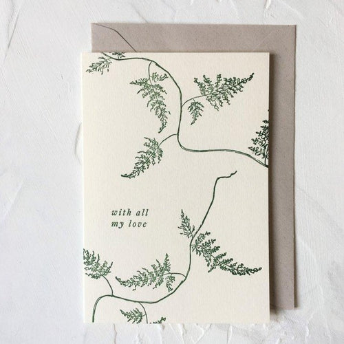 With All My Love | Paper & Cards Studio