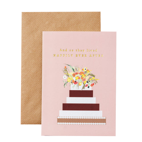 And So They Lived Happily Ever After | Paper & Cards Studio