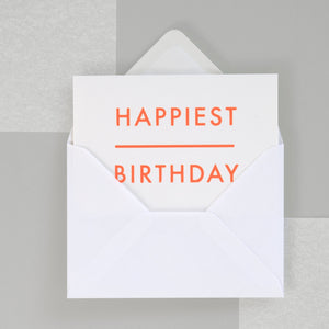 Happiest Birthday | Paper & Cards Studio