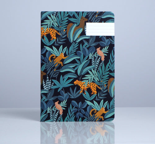 Animalia Notebook, Lined | Paper & Cards Studio