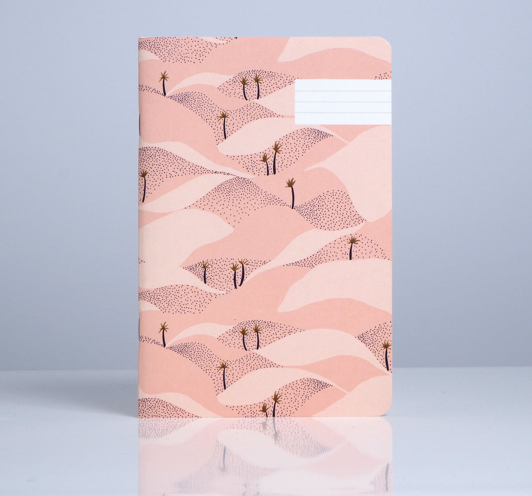 Desert Notebook, Lined | Paper & Cards Studio