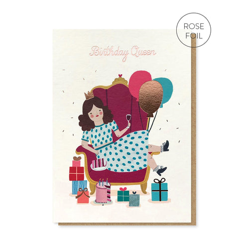 Birthday Queen | Paper & Cards Studio
