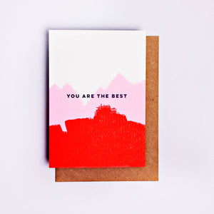 You Are The Best | Paper & Cards Studio
