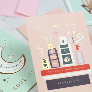 Spell On You | Paper & Cards Studio