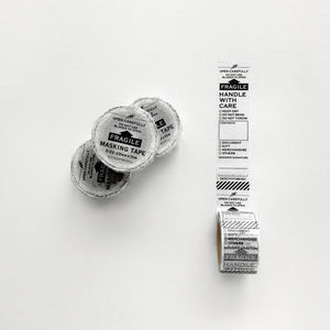 Fragile Washi Tape | Paper & Cards Studio