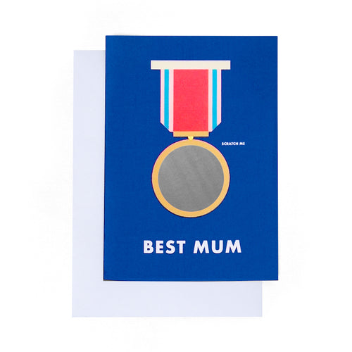 Best Mum Card | Paper & Cards Studio