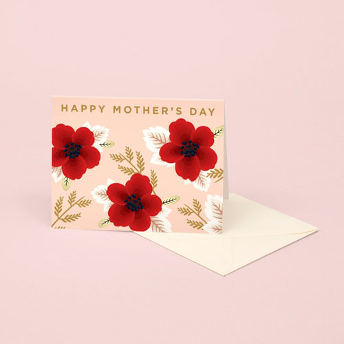 Wildflowers Happy Mother's Day Card | Paper & Cards Studio