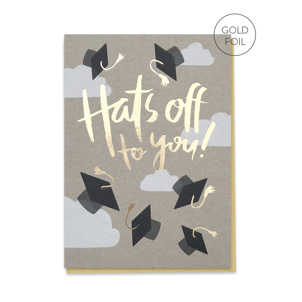Hats Off to You | Paper & Cards Studio