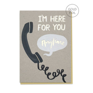 Here For You | Paper & Cards Studio