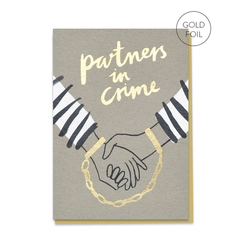 Partners In Crime | Paper & Cards Studio