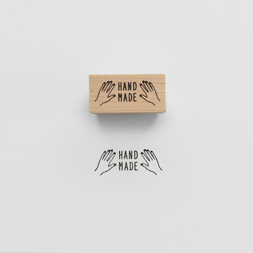Hand Made Stamp | Paper & Cards Studio