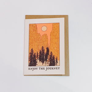 Enjoy the Journey | Paper & Cards Studio