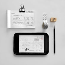 Load image into Gallery viewer, Invoice Book | Paper & Cards Studio