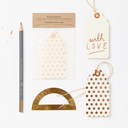 Assorted Copper Tags | Paper & Cards Studio