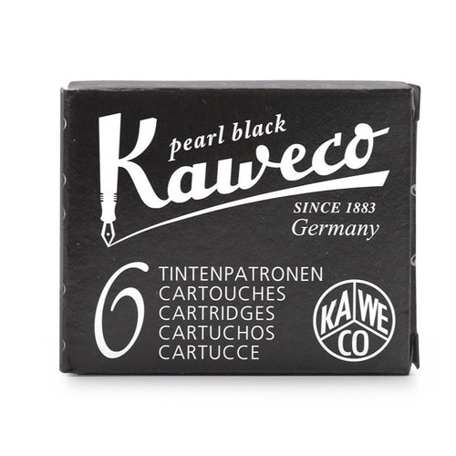 Kaweco Ink Cartridges 6-Pack | Paper & Cards Studio