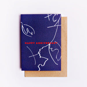 Happy Anniversary | Paper & Cards Studio
