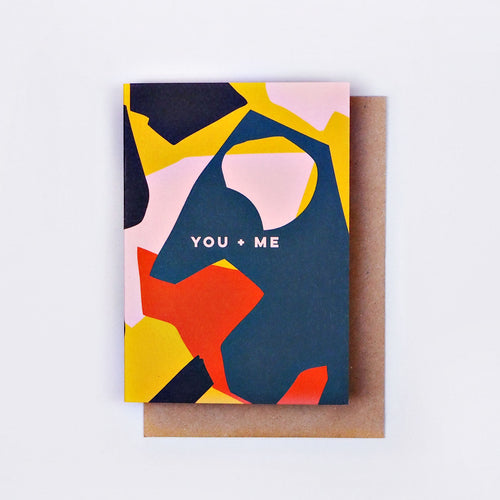 You + Me | Paper & Cards Studio