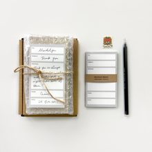 Load image into Gallery viewer, Message Memo Pad | Paper & Cards Studio